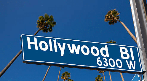 Hollywood here we come
